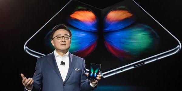 Samsung Galaxy Fold udskudt på ubestemt tid