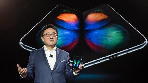 Samsung Galaxy Fold er endelig klar!