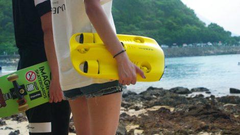 Dyk med droner