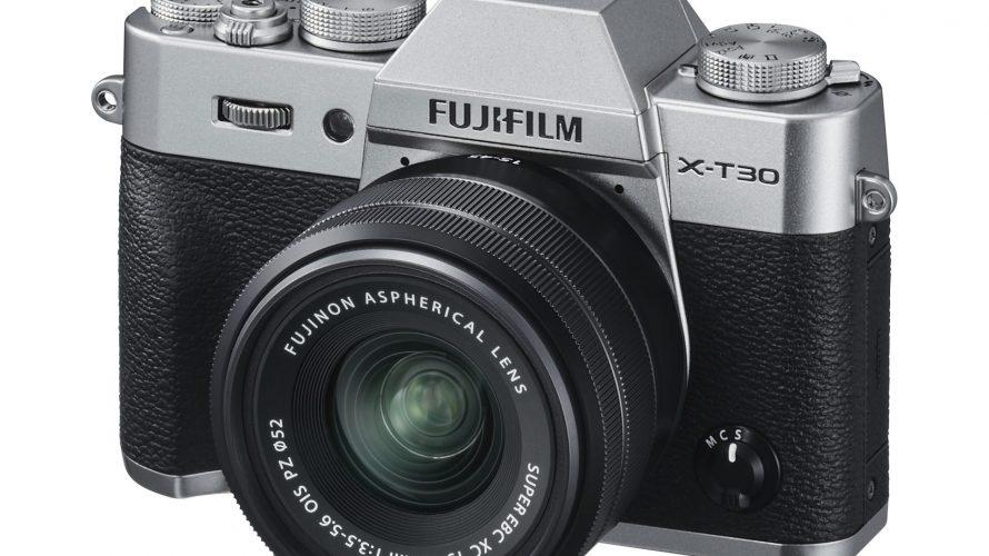 Topsejt rejsekamera fra Fujifilm