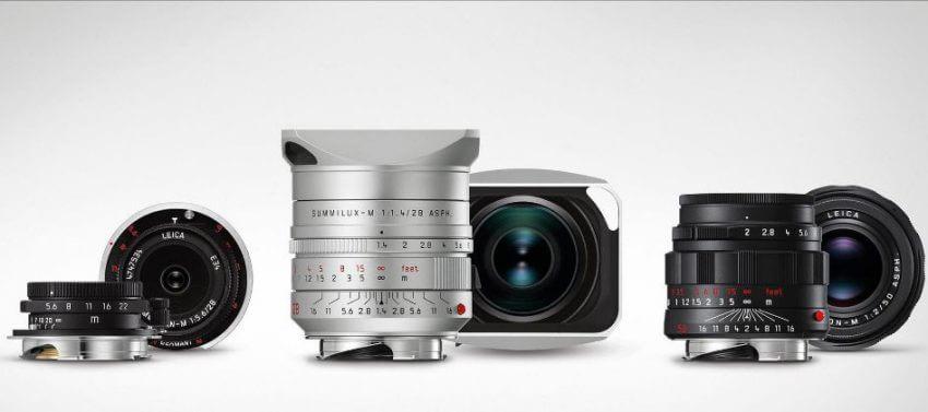 Tre nye Leica specialobjektiver
