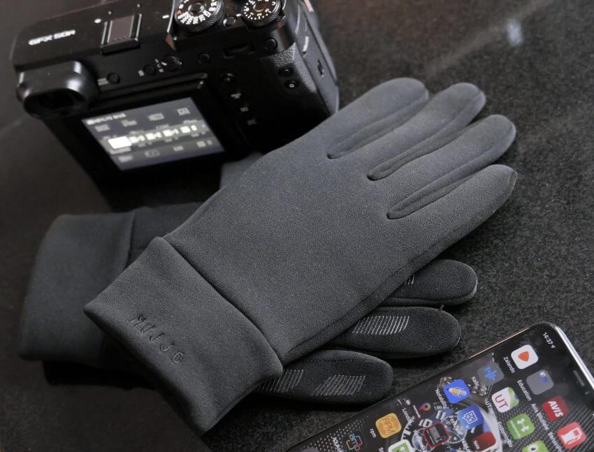 Handsker til touch-skærme