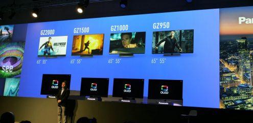 Panasonics 2019-TV-modeller får Dolby Vision og HDR10+