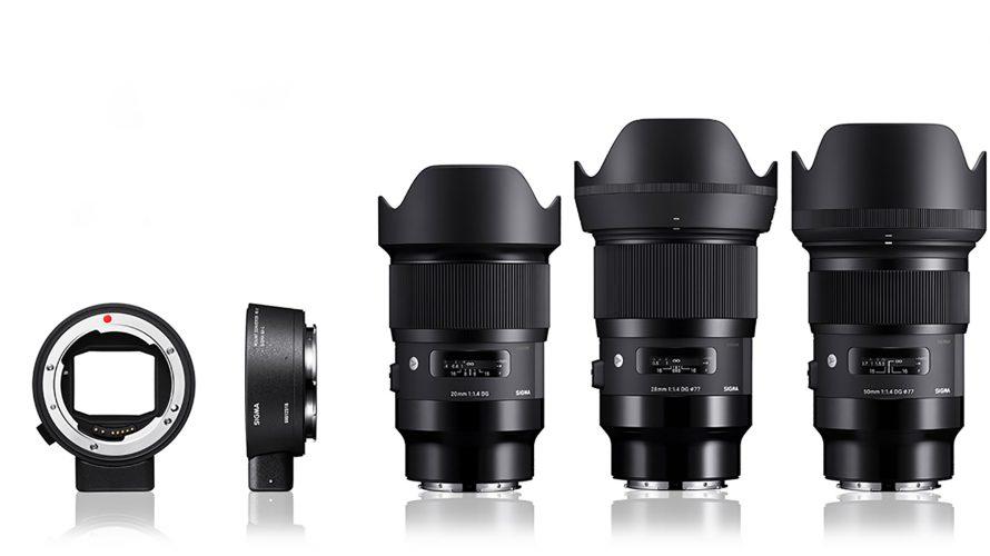 Sigma udsender objektiver til Panasonic og Leica