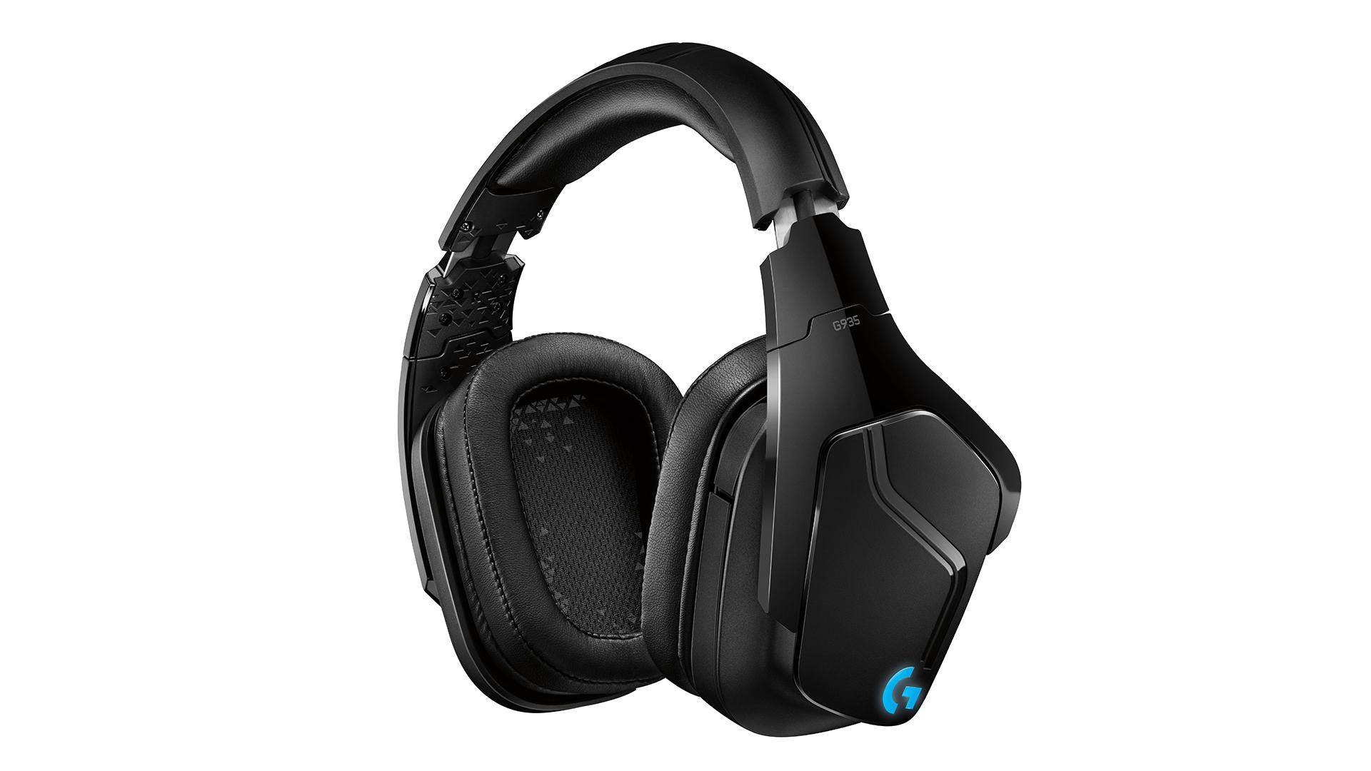 Logitech G935 7.1 Lightsync Wireless Gaming Headset