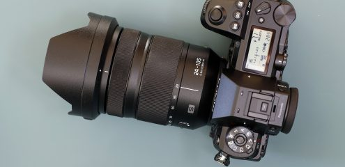 Panasonic Lumix S 24-105 mm F4 Macro OIS