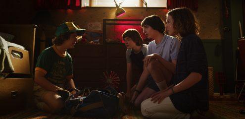 Stranger Things 3. sæson - den første trailer!