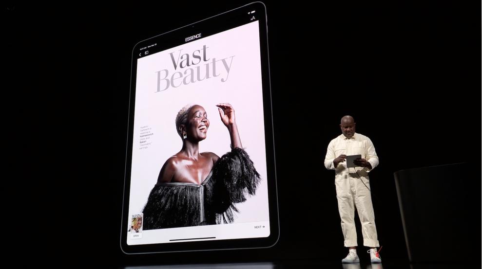 Apple News+ kommer knappast till Sverige i första taget. Foto: Ljud & Bild