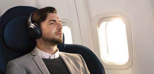 5 trådløse hovedtelefoner med støjreduktion