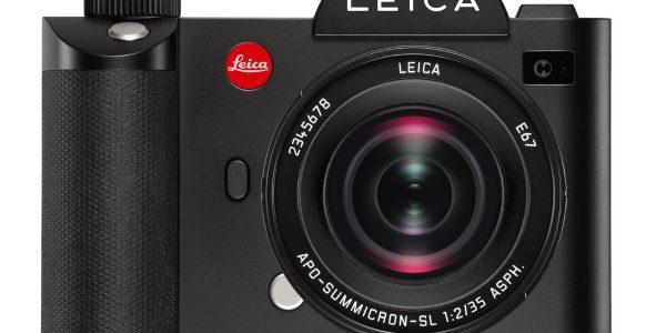 Lysstærk Leica 35 mm