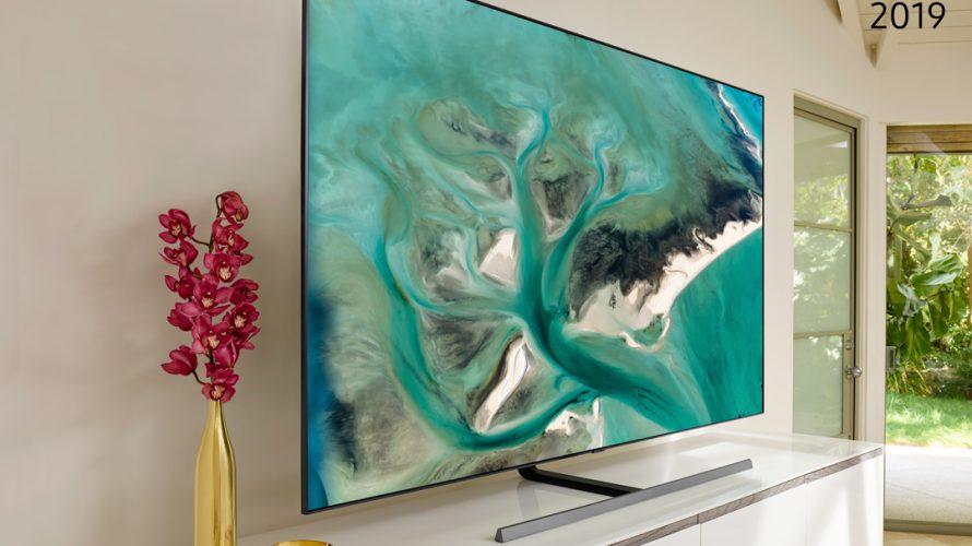 Alt om Samsungs 2019 QLED-TV'er