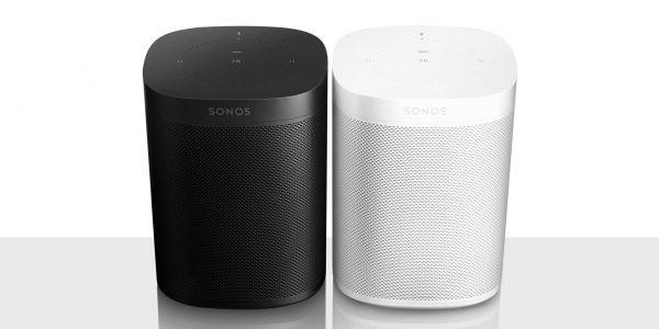Sonos One får ny indmad