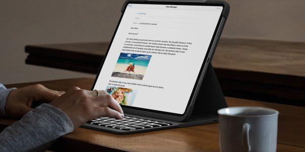 Laptopfølelse på iPad Pro