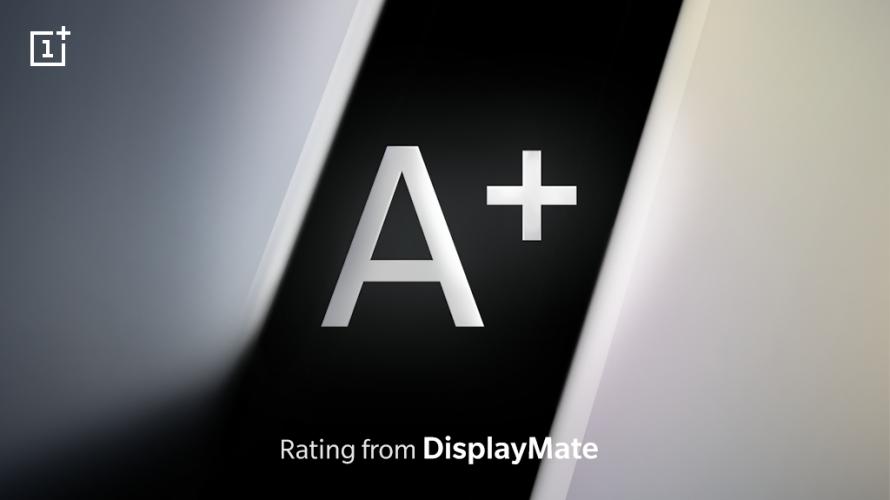 OnePlus 7 Pro får en af markedets bedste mobilskærme