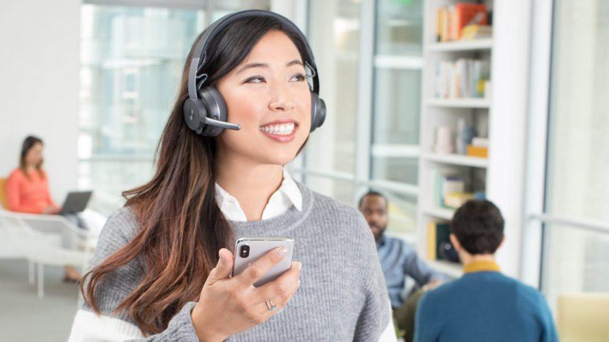 Åbent kontorlandskab? Disse hovedtelefoner lover evig lykke