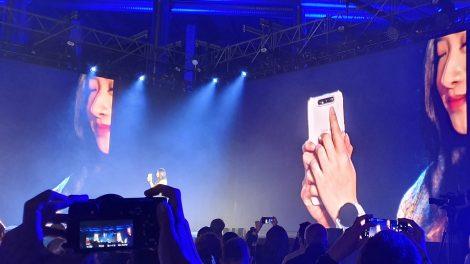 Samsungs super selfie-kamera