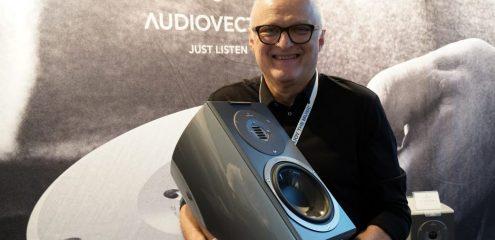 Ny højttalerserie fra Audiovector