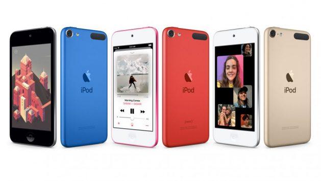Se, en ny iPod!