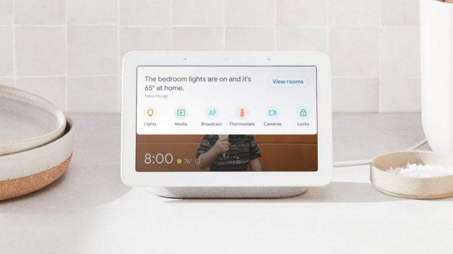 Google Nest Hub lanceres i Danmark