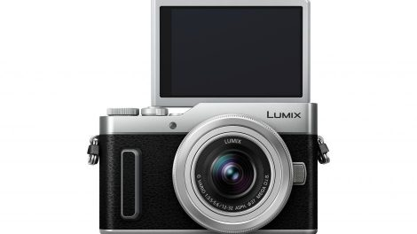 Selfie-kamera med slankeeffekt