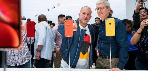 Jonathan Ive forlader Apple