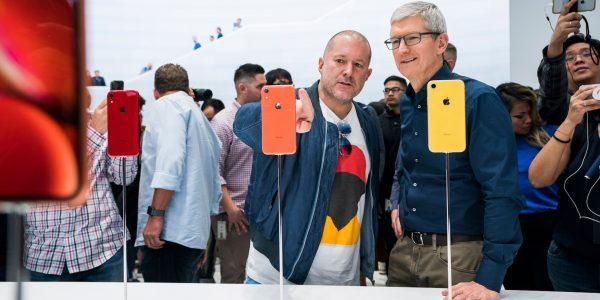 Jonathan Ive forlader Apple