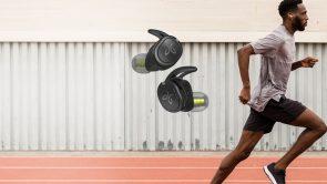 6 helt trådløse hørepropper