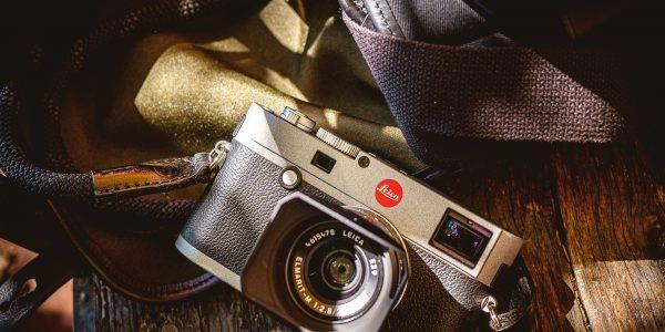 Leica sænker prisen