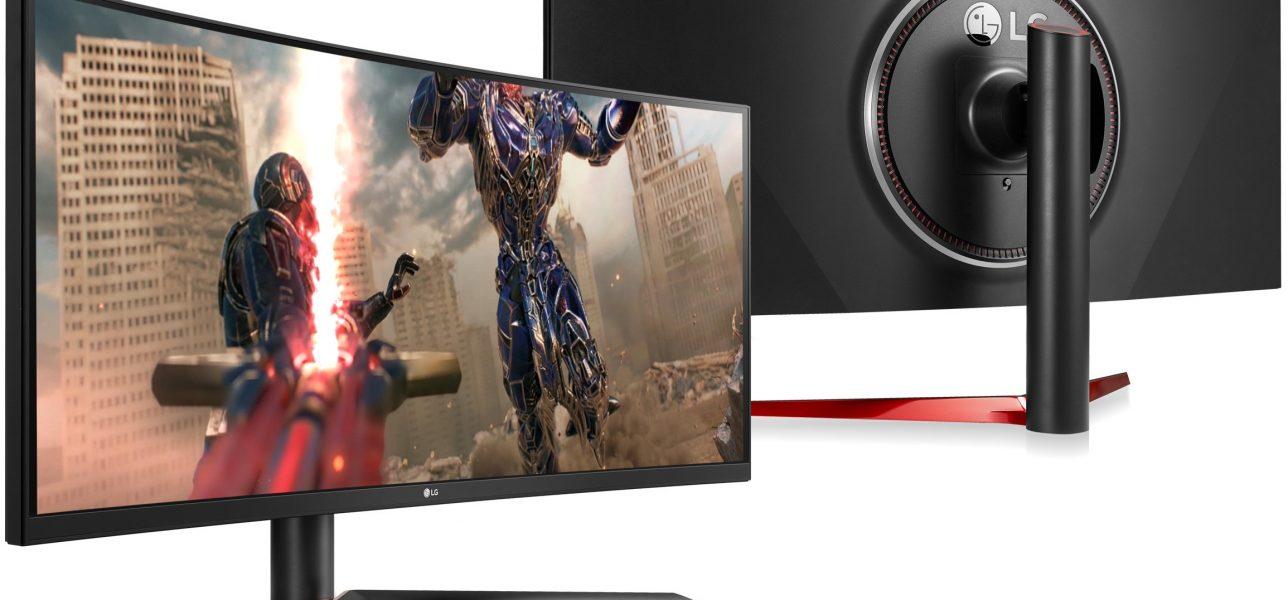 Lynhurtige gaming-skærme fra LG