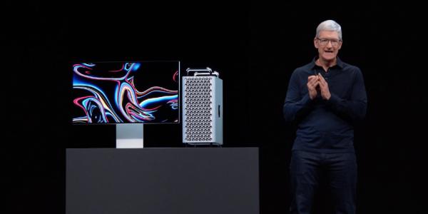 6K-skærm og vanvittig Mac Pro