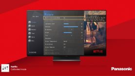 Panasonic går i Netflix-mode