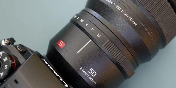 Panasonic Lumix S Pro 50 mm F1.4