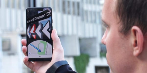 Ny AR-funktion gør det nemmere at finde vej med Google Maps