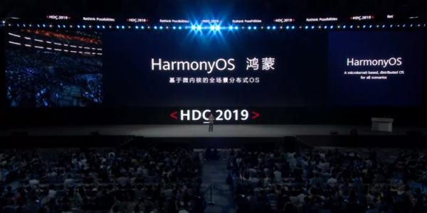 Huaweis nye operativsystem hedder HarmonyOS