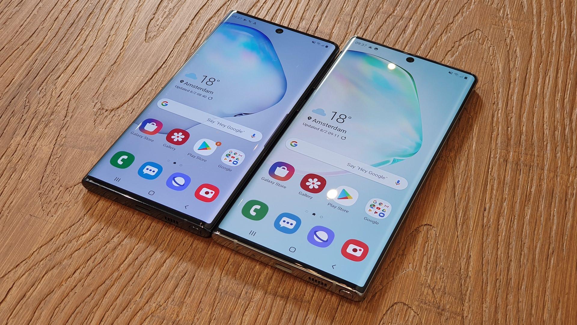 Glem Galaxy Fold skandalen, Samsung er sterkt tilbake med 2