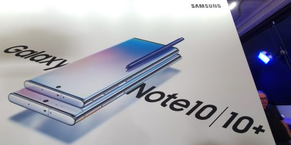 Ny Samsung Galaxy Note 10 kommer i to slanke versioner