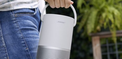 360 graders lyd fra Bose