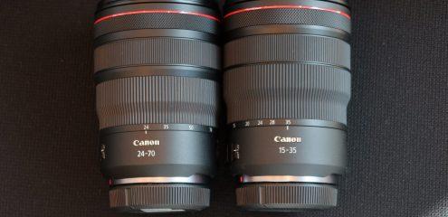 Mere professionel optik fra Canon