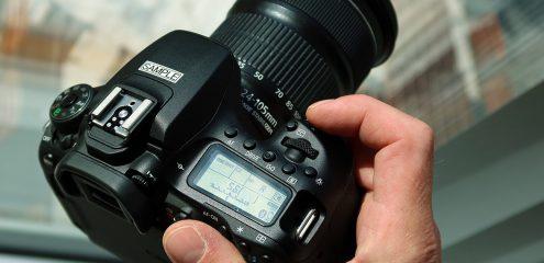 Canon lancerer nyt spejlerefleks