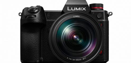 Pris på Panasonic Lumix S1H