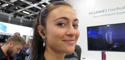 IFA 2019: Huawei FreeBuds 3 tager kampen op mod Apples AirPods