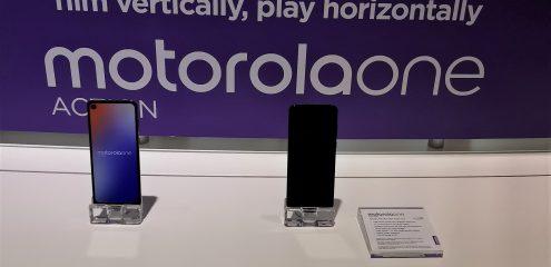 IFA 2019: 48 MP zoom-mobil fra Motorola