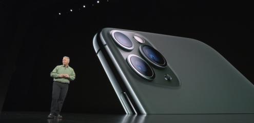 Her er de nye iPhones