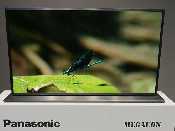 "IFA 2019: Nyt Panasonic-TV med kodenavnet ""MegaCon"" for mega kontrast!"