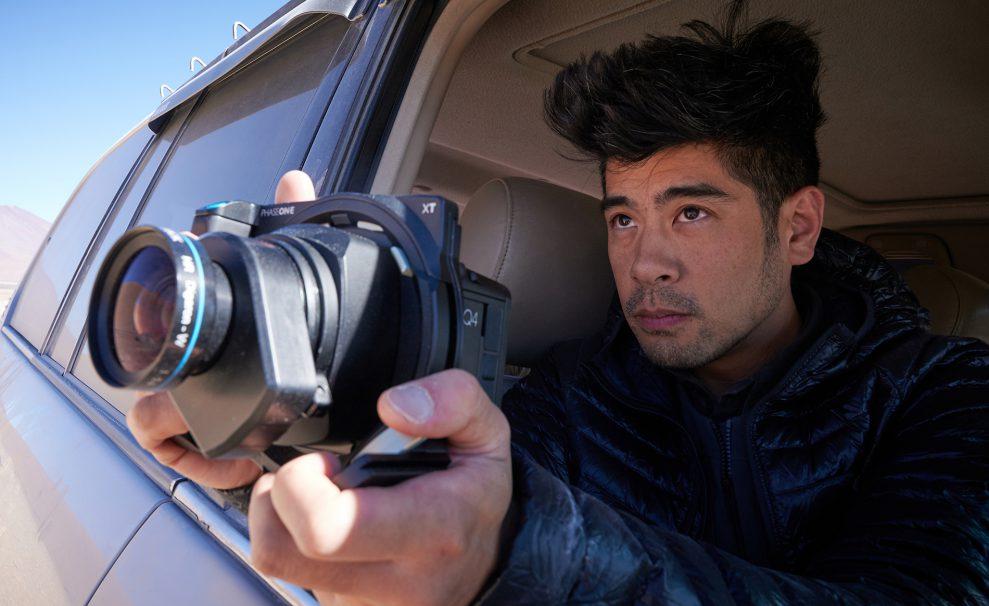 Mellemformat til fotografer på farten