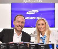 Samsung fordobler rækkevidden