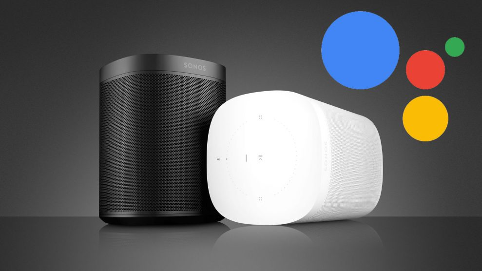 Sonos har fået Google Assistant i Skandinavien