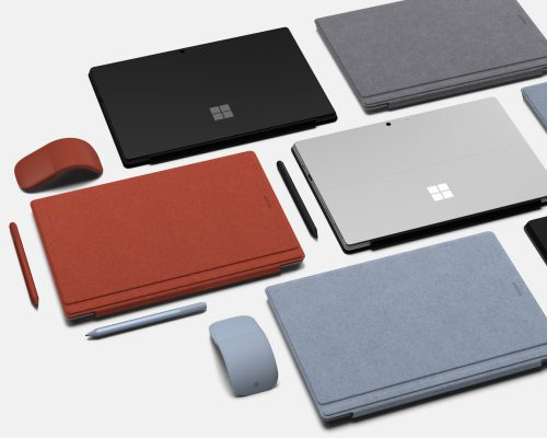 Microsoft fornyer Surface-serien