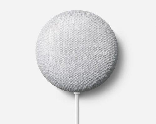 Nest Mini: Googles mindste højttaler fornyes