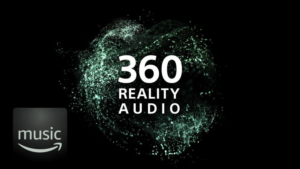 Tusind sange får 360° lyd